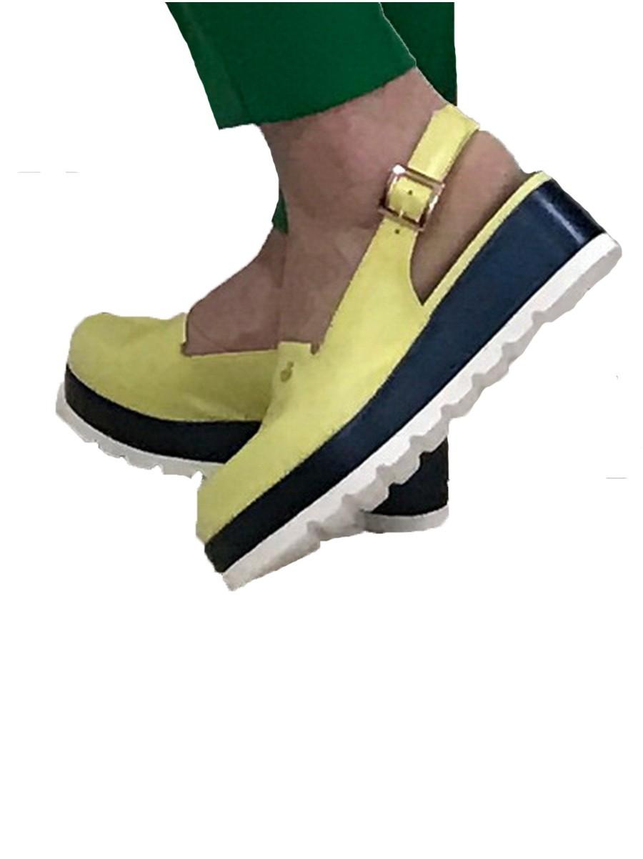 Туфли 971 лайм