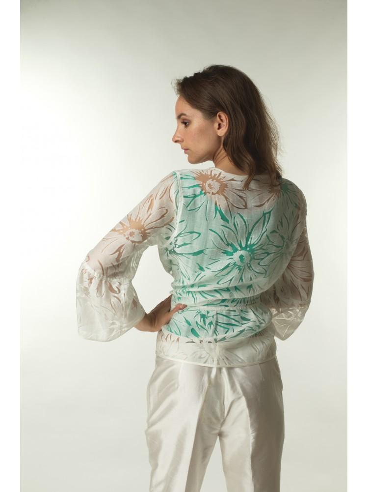 Блузка LANA CAPRINA 5620
