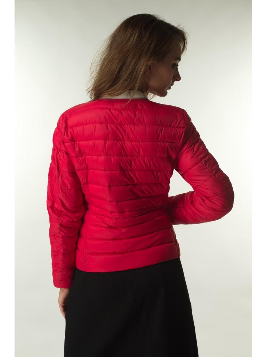 Куртка GAUDI 09081507 красного цвета
