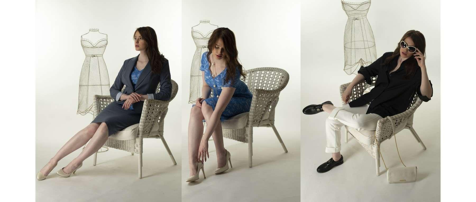 Будь в тренде с Veronika Boss - одежда российского дизайнера