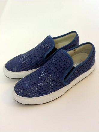 Слипоны BAG17180417 синий