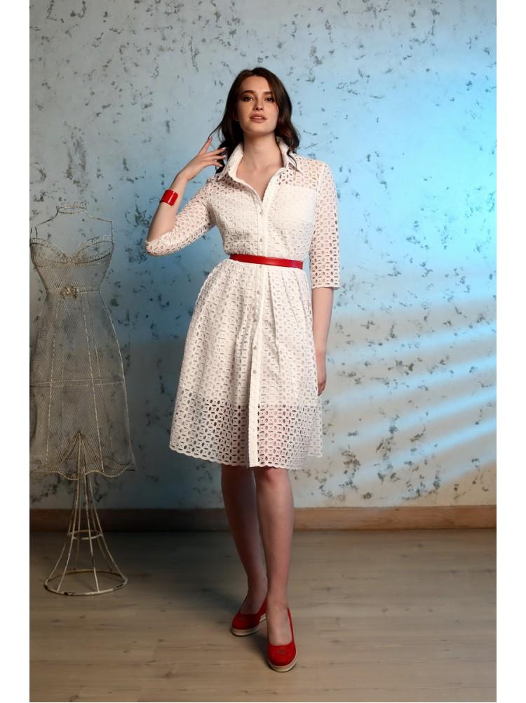 Платье-сафари RUG