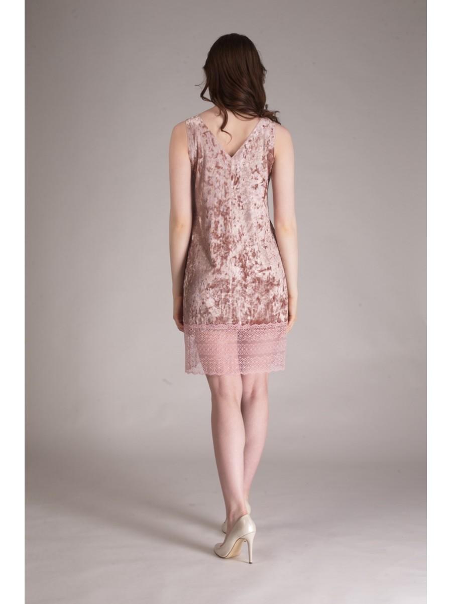 Платье Veluto Rosa