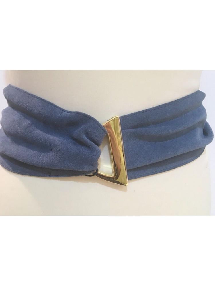 Ремень Demetra blu