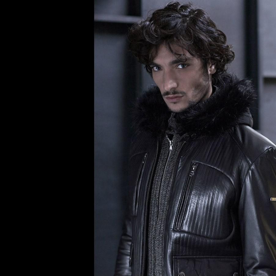 Куртки кожаные мужские (0)