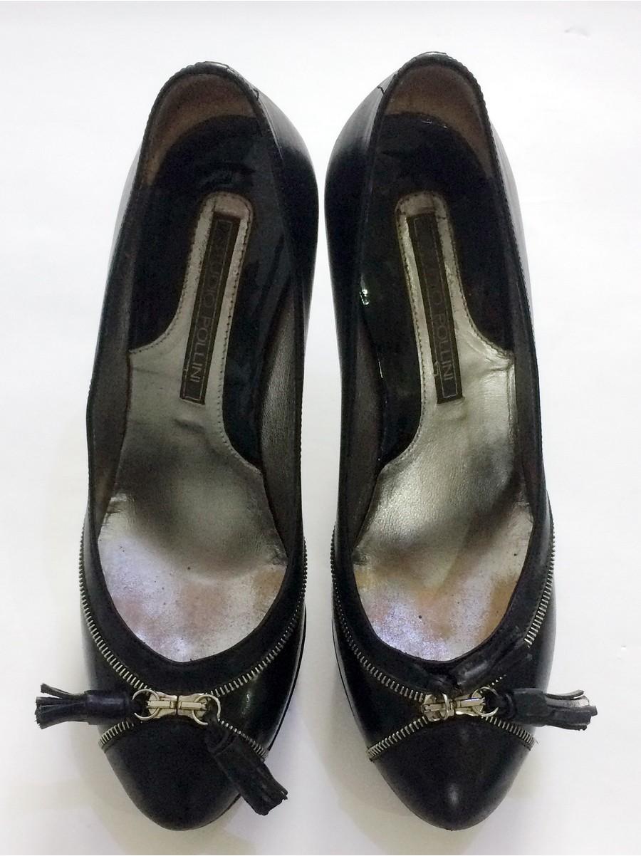 Стильные туфли из 100% натуральной кожи на платформе LUISA SPAGNOLI 0710459