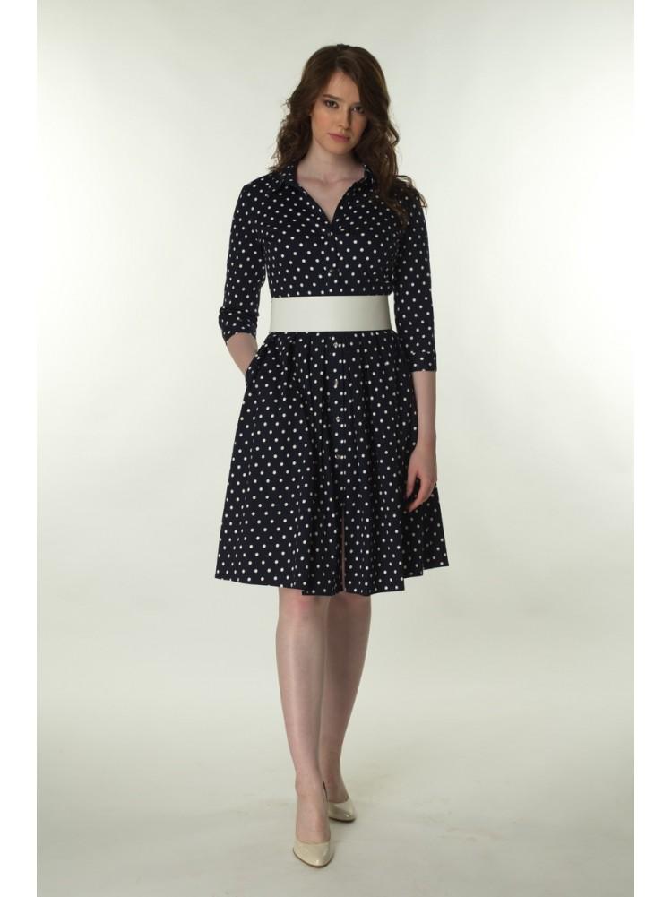 Платье Margo с карманами