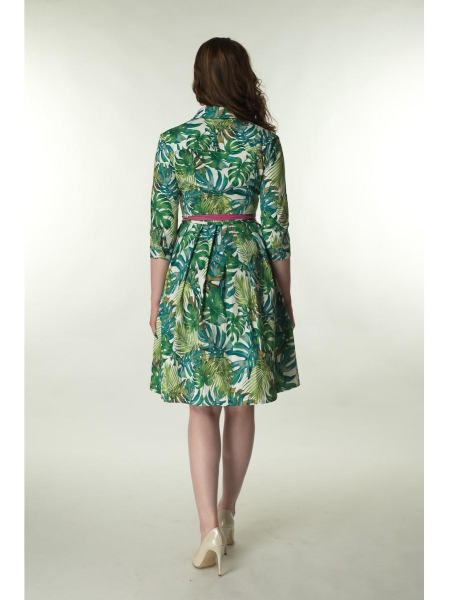 Платье GREEN