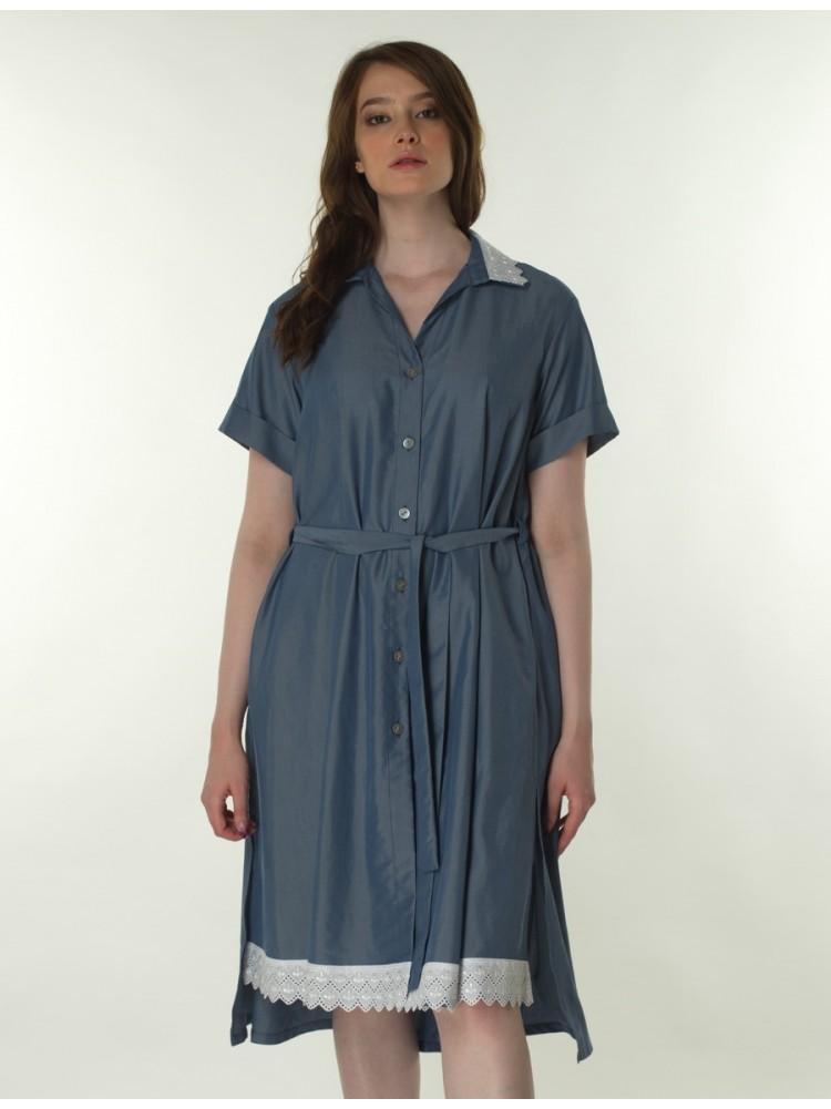 Платье MIMI из брендовой,итальянской ткани