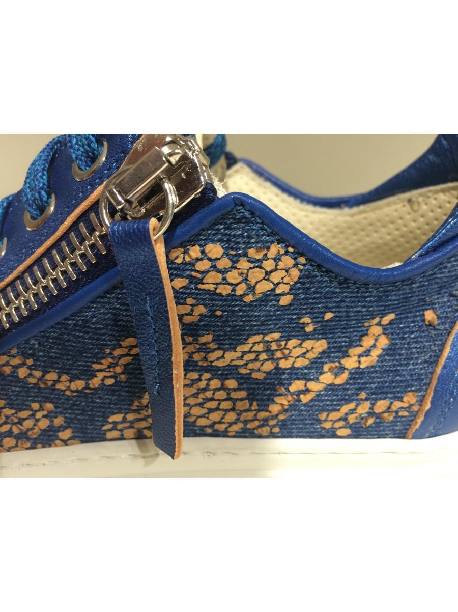 кроссовки BAG17470417синий