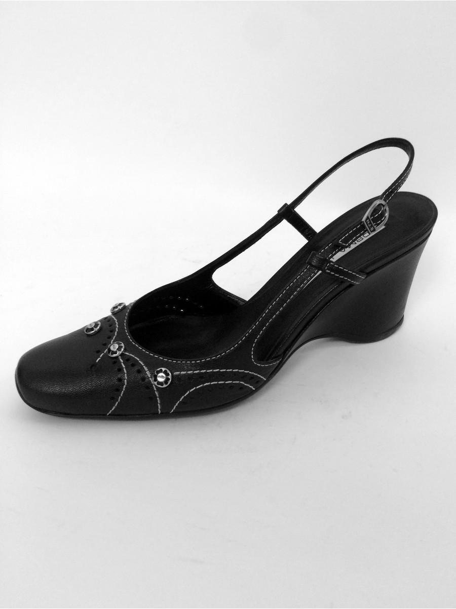 Стильные кожаные туфли Norma J.Baker 0709.3141