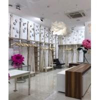 Новый концептуальный и образцовый бутик Veronika Boss