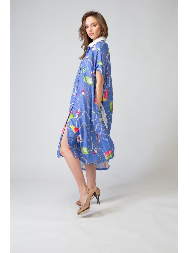 Платье FANTASY из ткани Max Mara