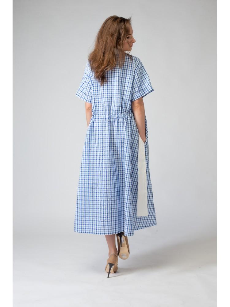 Платье летнее легкое PLUS из ткани Max Mara