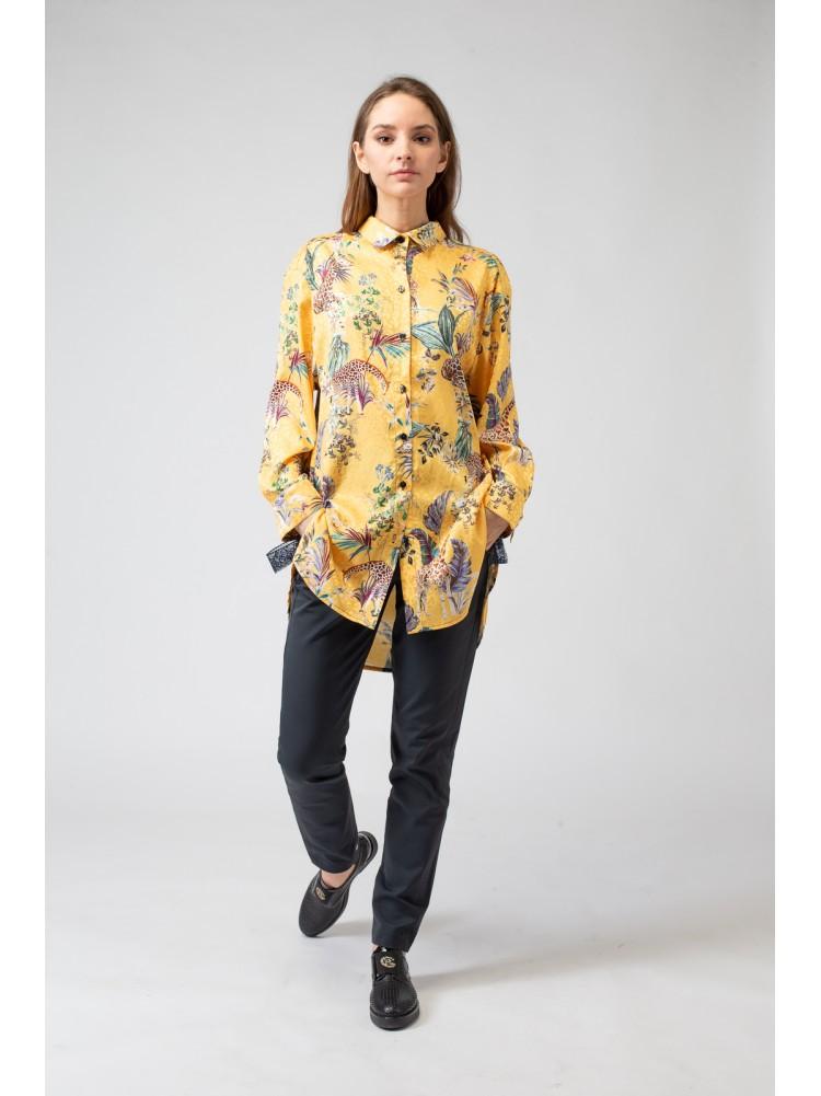 Туника SAFARI, цвет желтый
