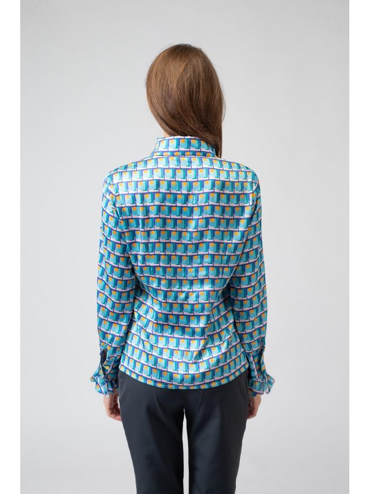 Блузка PEACOCK