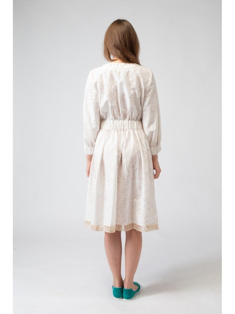 Платье-плащ PATTERN